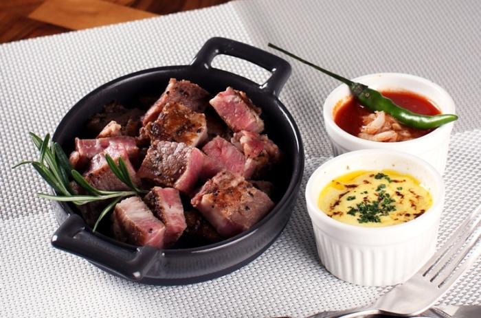 Cubed Beef Prime Roast